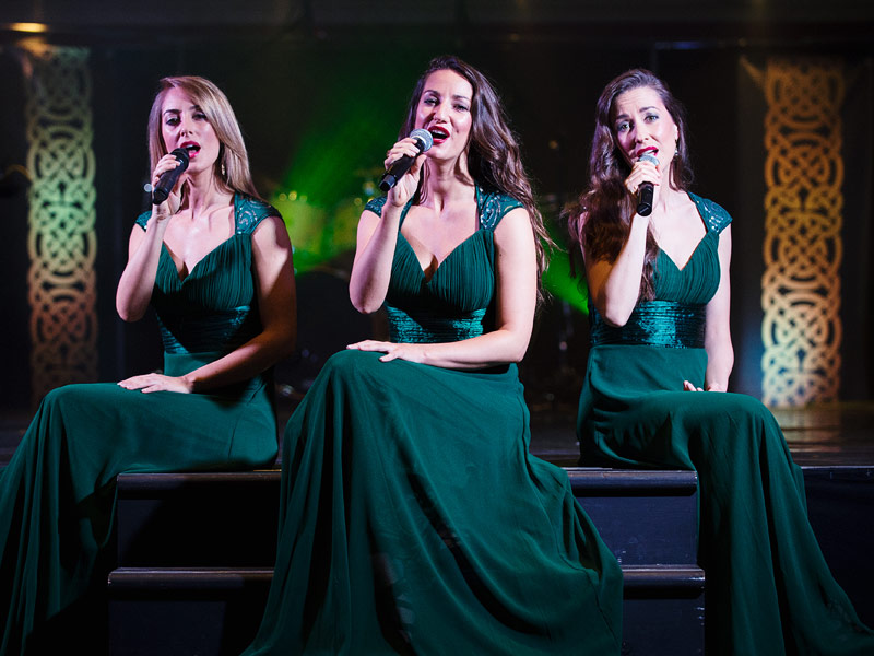 Gaelic Roots, The O'Neill Sisters